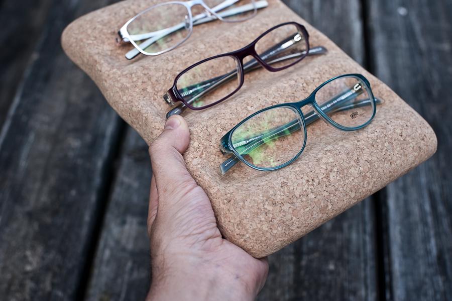 eyewear tray